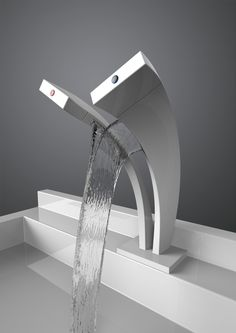 Pavati Tap by Salmon Nortje. Fixtures We Love at Design Connection, Inc. | Kansas City Interior Design #InteriorDesign #Pavati http://designconnectioninc.com/blog/