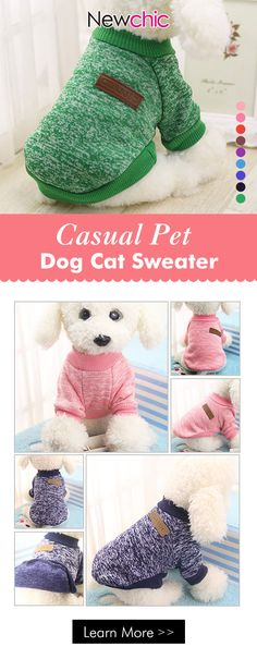 Fashion and clothing for your adorable pets