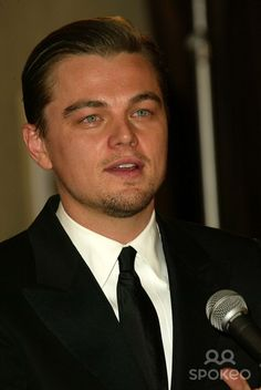 Leonardo Dicaprio at the 57th Annual DGA Awards - Press Room, Beverly Hilton Hotel, Beverly Hills, CA, 01-29-05