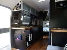 Modern industrial Airstream