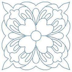 Quilt Swirls 2 - Free Instant Machine Embroidery Designs