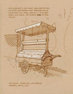 Old Vendor's Cart | Flickr - Photo Sharing!
