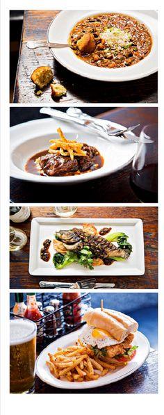 entrees | Dinner Menu | Pearl Dive