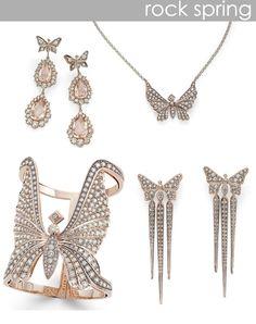 H.Stern butterflies