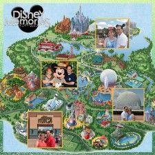 scrapliftchallenge60 - MouseScrappers - Disney Scrapbooking Gallery