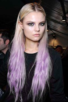 I need lavendar in my hair ASAP