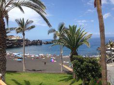 Playa La Arena nel Santiago del Teide, Canarias