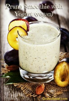 How to Relieve Constipation: Prune Smoothie Recipes To Keep-Things-Moving | Green Smoothie Recipes That Rock!