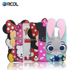 New 3D Cartoon Mickey Minnie Mouse Rabbit Case For LG K10 M2 K420N K430DS / Q10 Soft Cute Cover #clothing,#shoes,#jewelry,#women,#men,#hats,#watches,#belts,#fashion,#style