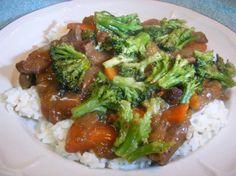 Crock Pot - Beef Teriyaki With Broccoli Recipe - Food.com