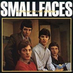#TapasDeDiscos Small Faces Greatest Hits