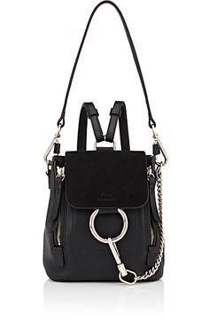 b09511e2fdbf We Adore  The Faye Mini-Backpack from Chloé at Barneys New York