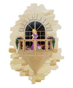 3D Light FX Tangled Rapunzel Balcony 3-D Light | zulily