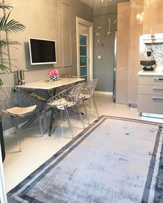 Design Ikea, Küchen Design, Modern House Design, Modern Interior Design, Living Colors, Apartment Balconies, Style Deco, Design Moderne, Bathroom Interior Design