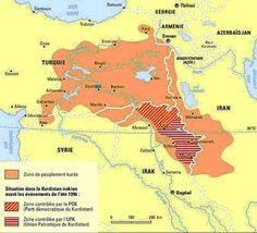 Los kurdos un pueblo traicionado - Mundo - Diario digital Nueva Tribuna