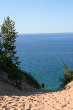 log slide between Munising and Grand Marais Michigan Travel, State Of Michigan, Northern Michigan, Lake Michigan, Western Michigan, Grand Marais, Upper Peninsula, Great Lakes, Nature