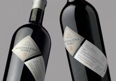 Wine label design can affect more than your wine's branding. Check out these cool wine label designs. Wine Bottle Design, Wine Label Design, Wine Bottle Labels, Beverage Packaging, Bottle Packaging, Design Da Garrafa, Bourbon, Logo Label, Custom Wine Labels