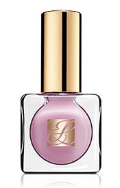 Estee Lauder nail polish in Lilac Leather ~ perfect for spring!
