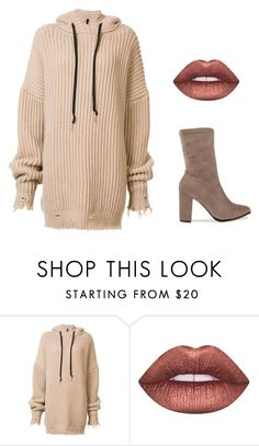 """""""adore"""" by minnamny ❤ liked on Polyvore featuring Unravel and Lime Crime"""
