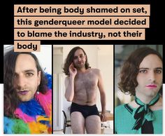 """390 Likes, 8 Comments - Jacob Tobia (@jacobtobia) on Instagram: """"Thank you so much @evanrosskatz for the beautiful story on my body positivity activism that you…"""""""