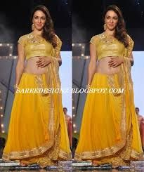 Yellow Designer Collection