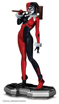 DC Comics Icons statuette Harley Quinn DC Collectibles