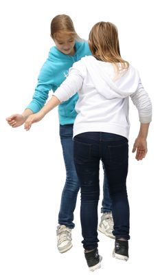 Young girls dancing/balancing Source: Gareth Williams/CC BY People Cutout, Cut Out People, Learn Photoshop, Photoshop Brushes, People Dancing, Girl Dancing, Portable Image, Autocad, Gareth Williams