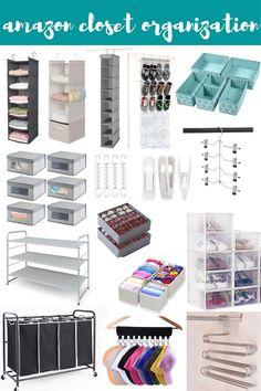 Small Apartment Closet, Apartment Closet Organization, Home Organization Hacks, Closet Storage, Closet Small, Bedroom Storage, Home Command Center, Ideas Para Organizar, Closet Bedroom