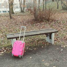 Wiecznie w podróży #Westerplatte #Gdańsk #podróże #Travel #bag #walizka