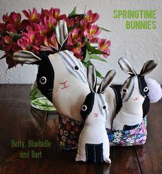 Springtime Bunnies