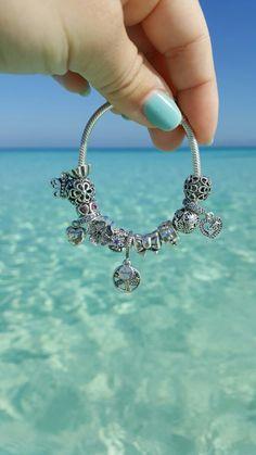 Pandora Jewelry OFF! Disney Pandora Bracelet, Pandora Bracelets, Pandora Jewelry, Charm Bracelets, Cute Jewelry, Charm Jewelry, Jewelry Sets, Jewelry Accessories, Bracelet Crafts