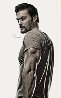 Jason Momoa.....can't I just have one of him tied to my bed?