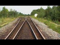 National Geographic Crash Scene Investigation Train Collision - Part (1/4)