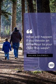 Every week, parents