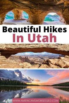 Best Hikes in Utah | Best Hikes in Arches National Park | Best Hikes in Zion National Park | Best Hikes in Capitol Reef National Park | Best Hikes in Bryce Canyon National Park | Best Hikes in Canyonlands National Park