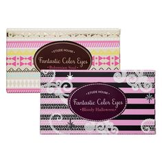 ETUDE Fantastic Color Eyes Lip & Eye Makeup Palette – KollectionK