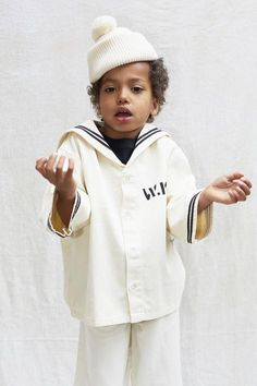 Wildkind / SS20 Skateboard Style, Sailor Shirt, Inspiration For Kids, Boy Fashion, Organic Cotton, Rain Jacket, Windbreaker, Boys, Sleeves
