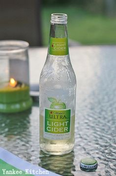 Michelob Ultra Light Cider- want to try! Gluten free!!