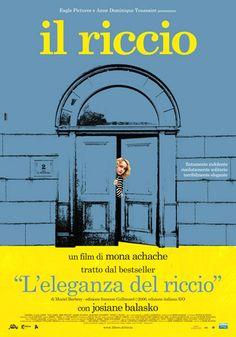 IL RICCIO - film del 2009 diretto da Mona Achache, basato sul romanzo L'eleganza del riccio dell'autrice francese Muriel Barbery.