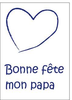 Carte Bonne fete des peres pour envoyer par La Poste, sur Merci-Facteur !