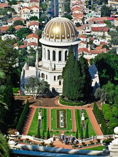 Exploring the Religions in Israel: The Bahai Faith