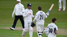 Cook's third hundred continues prolific start