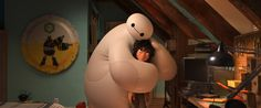 Which character from Big Hero 6 are you?
