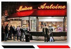 Les meilleures frites de Bruxelles? Non peut-être! Place Jourdan
