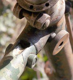 BSA Spring Frame Old Cycle, Bike Details, Bike Frame, Spring