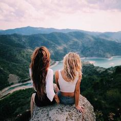 beautiful, bff, friends, goals, gorgeous