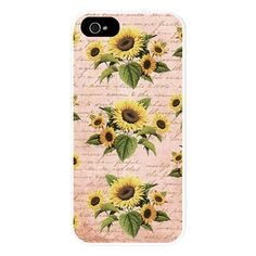 Sunflowers iPhone 5/5S Snap Case