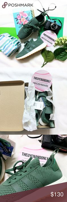 💠NEW💠 NIB Adidas FLB Green Olive 💠NEW WITH BOX & TAG - 100% Authentic  💠THIS COLOR IS SOLD OUT MOSTLY EVERYWHERE  💠NO TRADE  💠Accept Reasonable Offer ONLY 💠SHOES ONLY. Other accessories in the cover pic are not included. Price firm during sale 💠RUDE, ADVERTISE, MEAN, PRICE COMPLAINT COMMENTS will be reported. 💠*Please note: Colors might appear a bit darker OR lighter due to differences in phone/computer monitor. adidas Shoes Sneakers