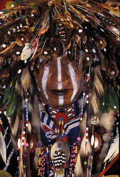 2002 Powwow by Smithsonian Institution, via Flickr  Photographer ~ R.A. Whiteside
