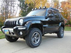 lifted jeep liberty renegade | Advertise Here